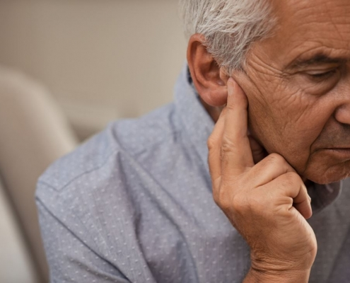 Presbiacusia é a perda auditiva no idoso